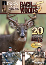 Back In The Woods 5 - Whitetail Hunting Video