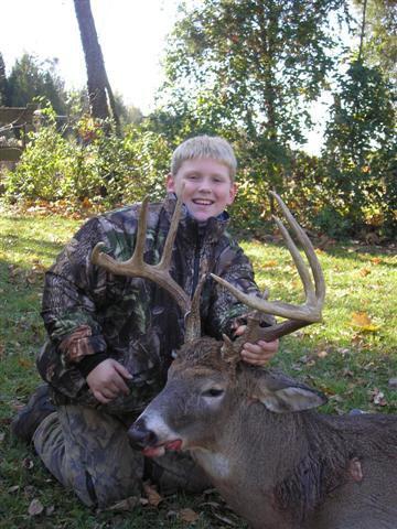 Jake Radtke - Ohio Buck