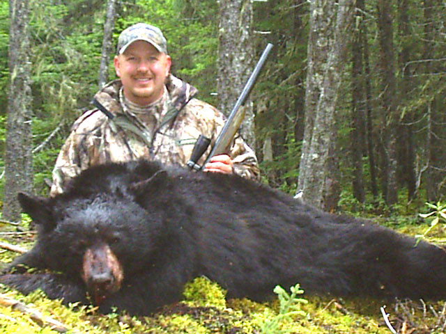 Dan Wallace - Newfoundland Adventures Black Bear
