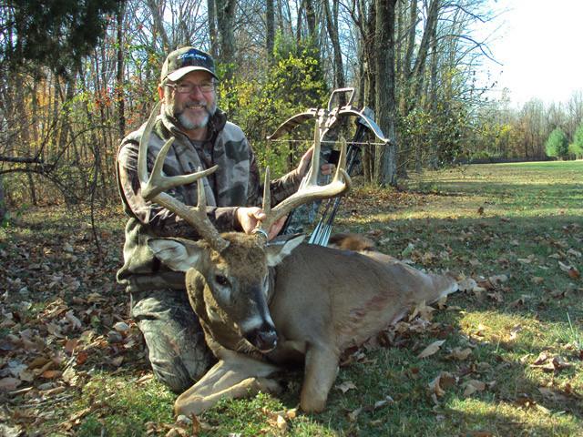 Bill Troubridge, Excalibur Crossbow - Ohio Whitetail
