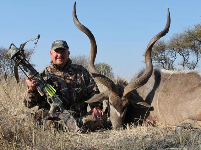 Dan Wallace - Kudu, Koringkoppie Safaris