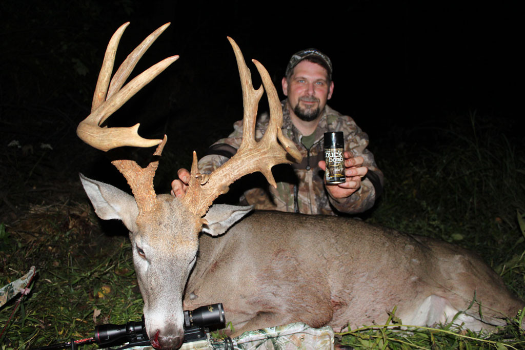 Karl Metzler - Ohio 17-Point Buck