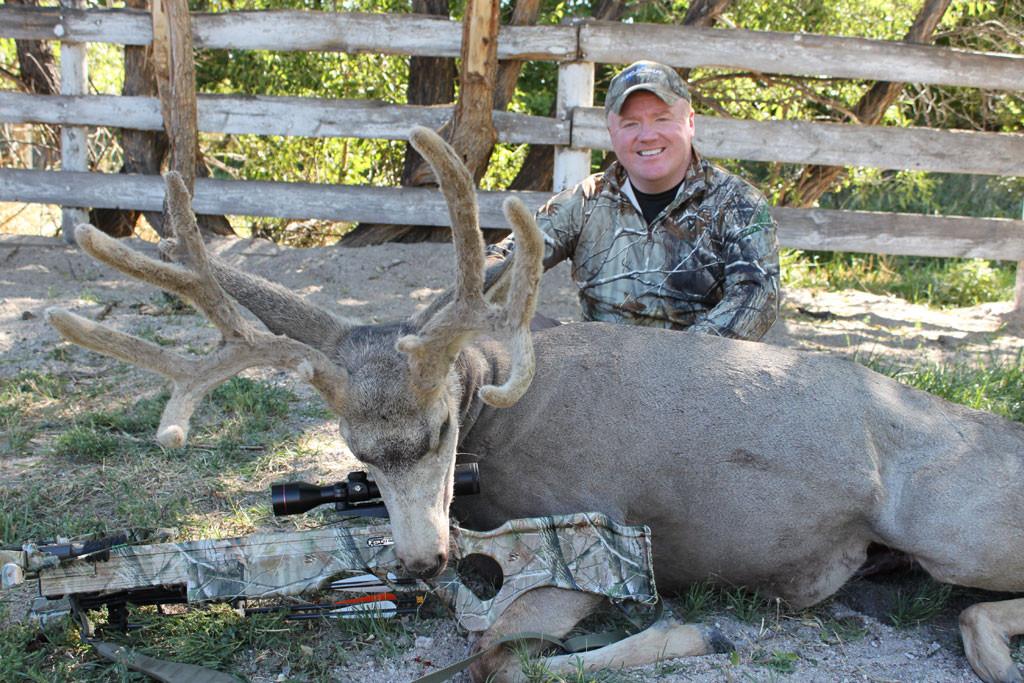 Paul Payne - Mule Deer, Mill Iron TJ Outfitters