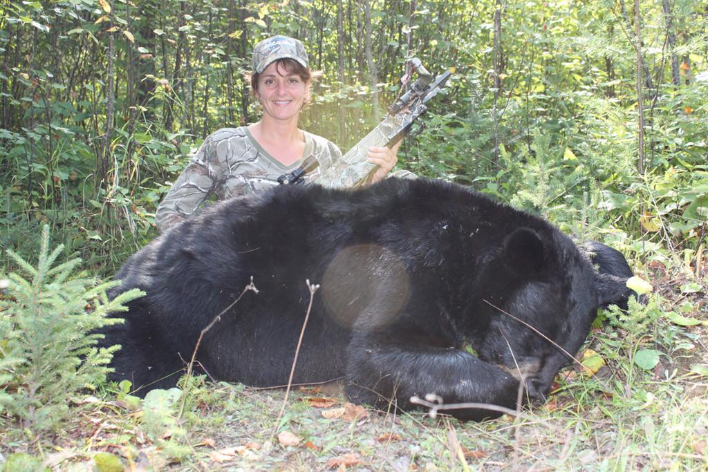 Carla Metzler - Black Bear, Dog Lake Resort