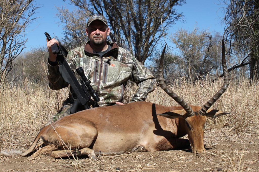 Karl Metzler - Impala, Koringkoppie Safaris