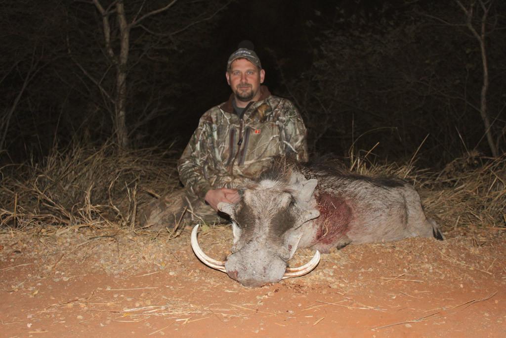 Karl Metzler - Warthog, Koringkoppie Safaris