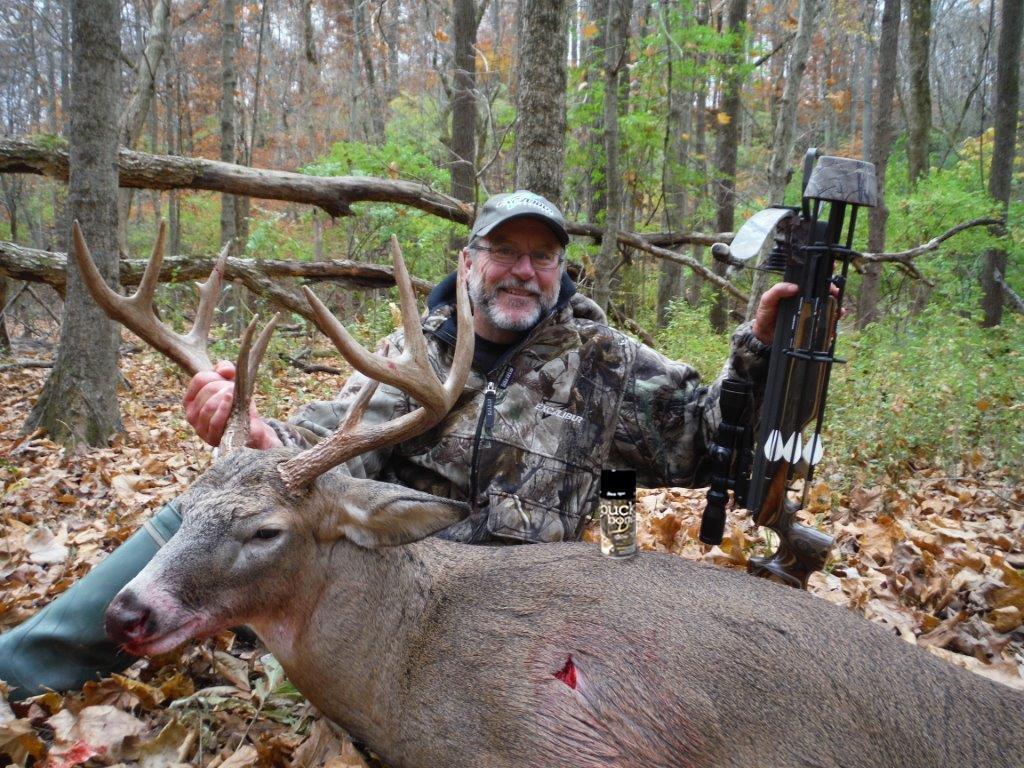 Bill Troubridge Ohio 9 Point
