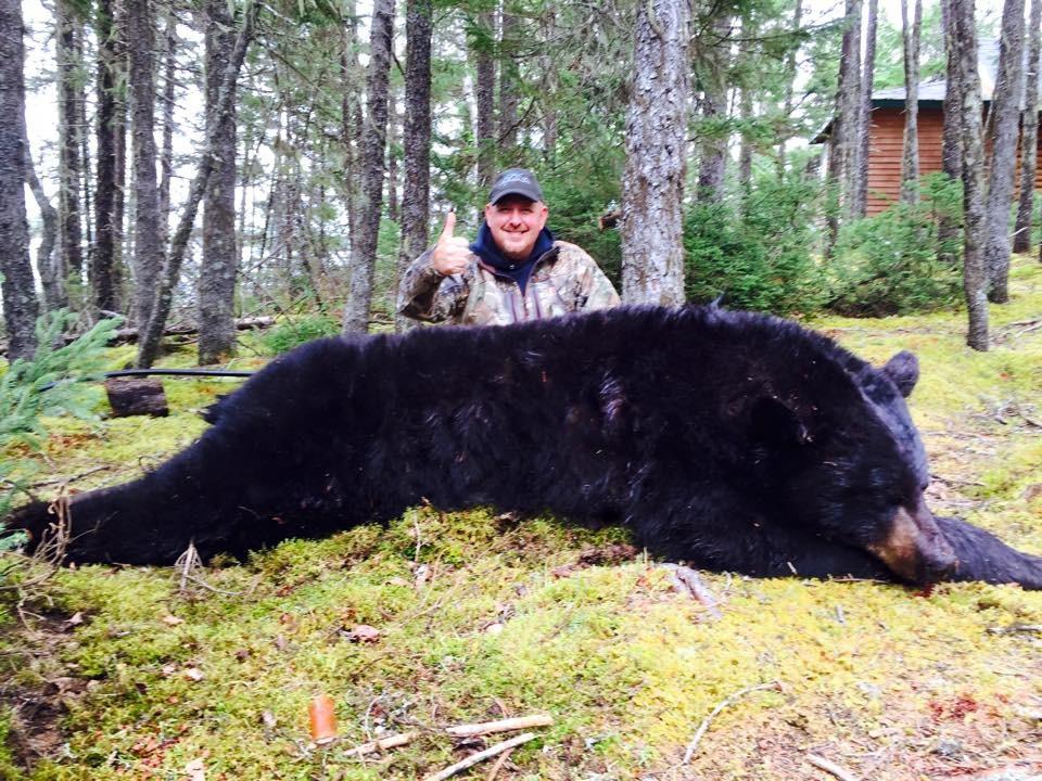 Dan Wallace - Newfoundland Bear