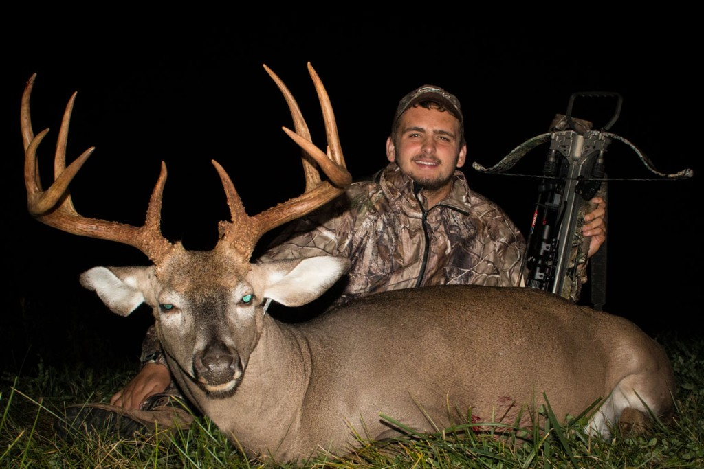 Jake Metzler Ohio 9 point