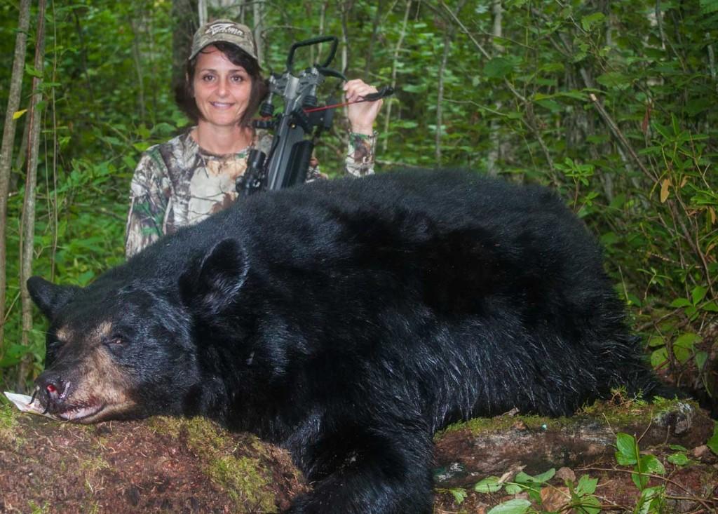 Carla Metzler - Black Bear Adventures at Dog Lake Resort