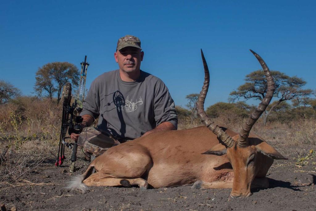 Troy Lauffer: Koringkoppie Impala