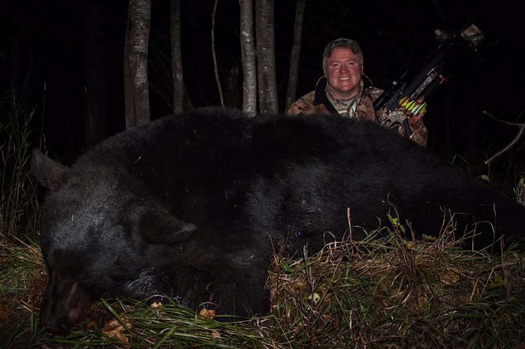 Paul Payne Manitoba Black Bear