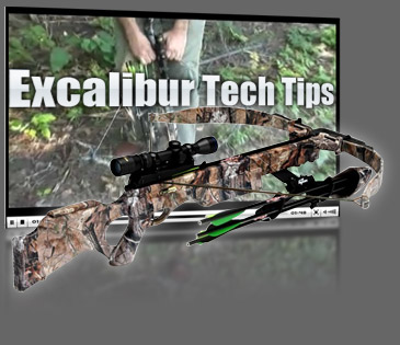 Watch Excalibur Crossbow Tech Tips, Hunting Videos and More